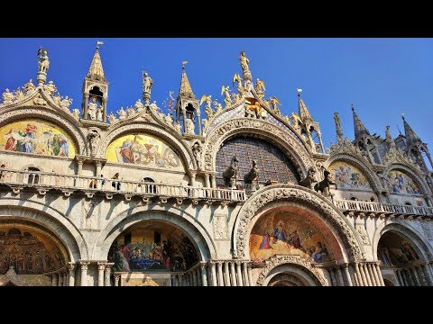 360 VR Tour | Venice | Saint Mark's Basilica | Horses of Saint Mark | Inside & Outside | No comments