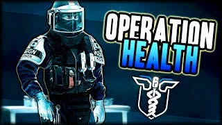 OPERATION HEALTH PATCH | WE GOT RANKED! (Rainbow Six Siege)