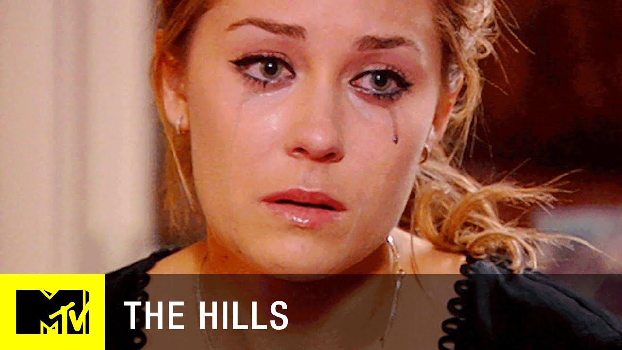 The Hills 10th Anniversary Best Of Lauren Conrad Crying