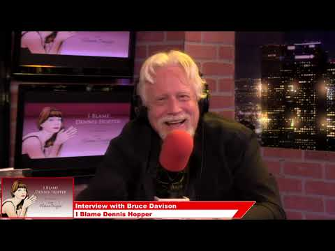 Bruce Davison - I Blame Dennis Hopper on Popcorn Talk