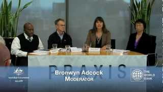 Praxis Discussion Series: Education in a Changing World