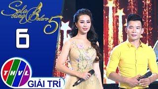 THVL | Solo cùng Bolero Mùa 5 - Tập 6[3]: Cây Cầu Dừa - Quang Đệ, Dương Huệ