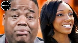 Jason Whitlock Suggests Black People Are Upset With Maria Taylor