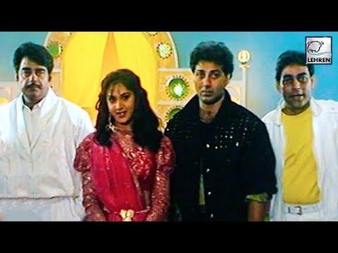 Download Yeh Dil Hai Tumhara Song Mahurat - Meenakshi , Shatrughan Sinha, Sunny Deol, Raveena Tandon