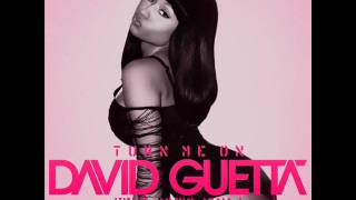 David Guetta ft. Nicki Minaj - Turn me on (Fast loading video) + Lyrics Mp3