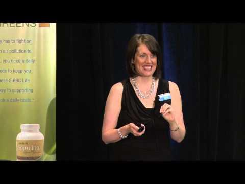 Core 4 + Greens: Carolyn YouTube Sharing