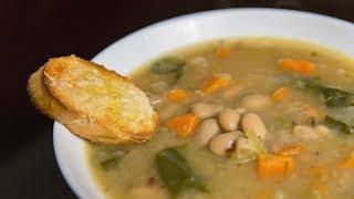 видео Фасолевый суп: рецепт, как приготовить, с чем варить