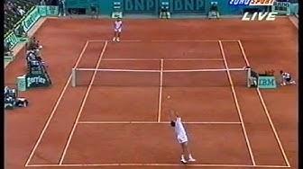 ATP Roland Garros 95 Bruguera vs Furlan QF