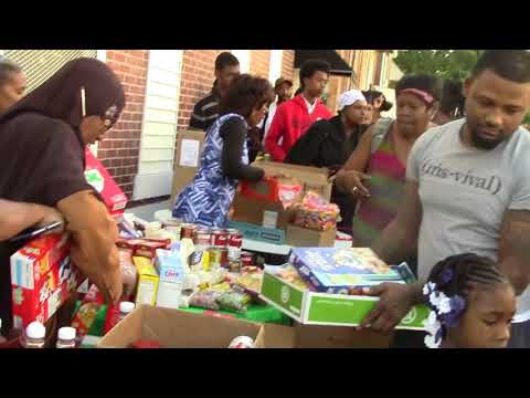 Community Cares & Hunger Relief Day! 2017