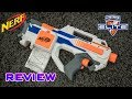 [REVIEW] Nerf Elite Rayvenfire | Rayven Repaint!