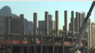 Perkampungan Olimpik Rio de Janeiro Brazil Siap 84%