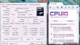 How To View All System Statistics And Specifications - CPUZ