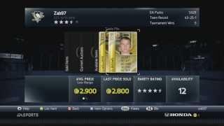 NHL:14 HUT Giveaway (Dustin Brown & Justin Williams)