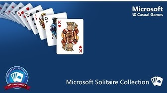 Microsoft Solitaire Collection Preview: Pyramid, TriPeaks