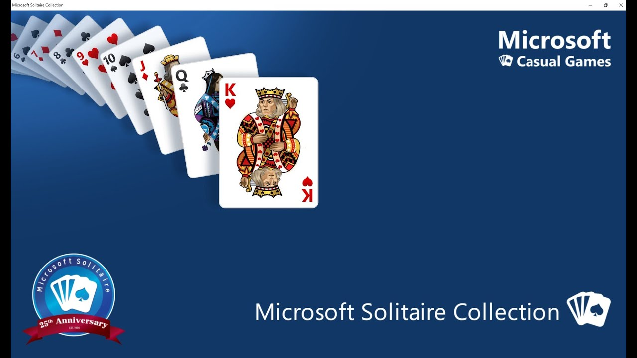 Microsoft Solitare Collection