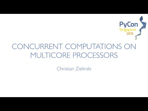 Image from Concurrent Computations on Multicore Processors