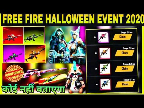 A3 Halloween Event 2020 FREE FIRE NEW EVENT  para SAMSAUNG,A3,A5,A6,A7,J2,J5,J7,55,S6,S7
