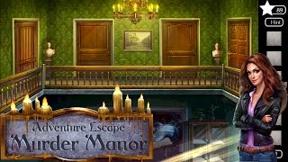Adventure Escape: Murder Manor - Chapter 4 - HD [ Android ] Gameplay