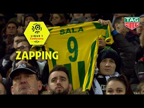 Zapping de la 24ème journée - Ligue 1 Conforama / 2018-19