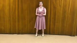 """""""Sing Happy"""" from Flora, the Red Menace 