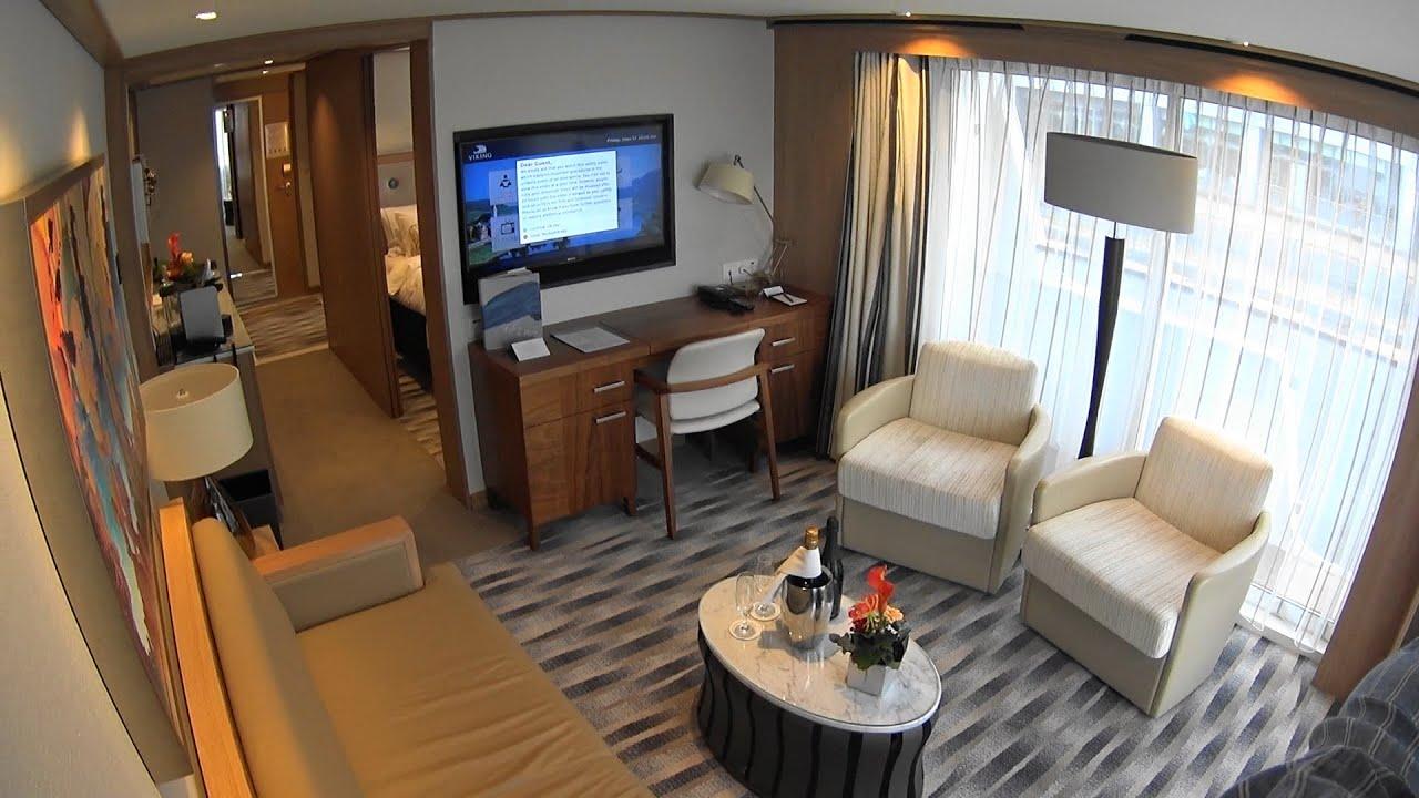 Viking Longship Ve Explorer Suite Tour In 1080p Youtube