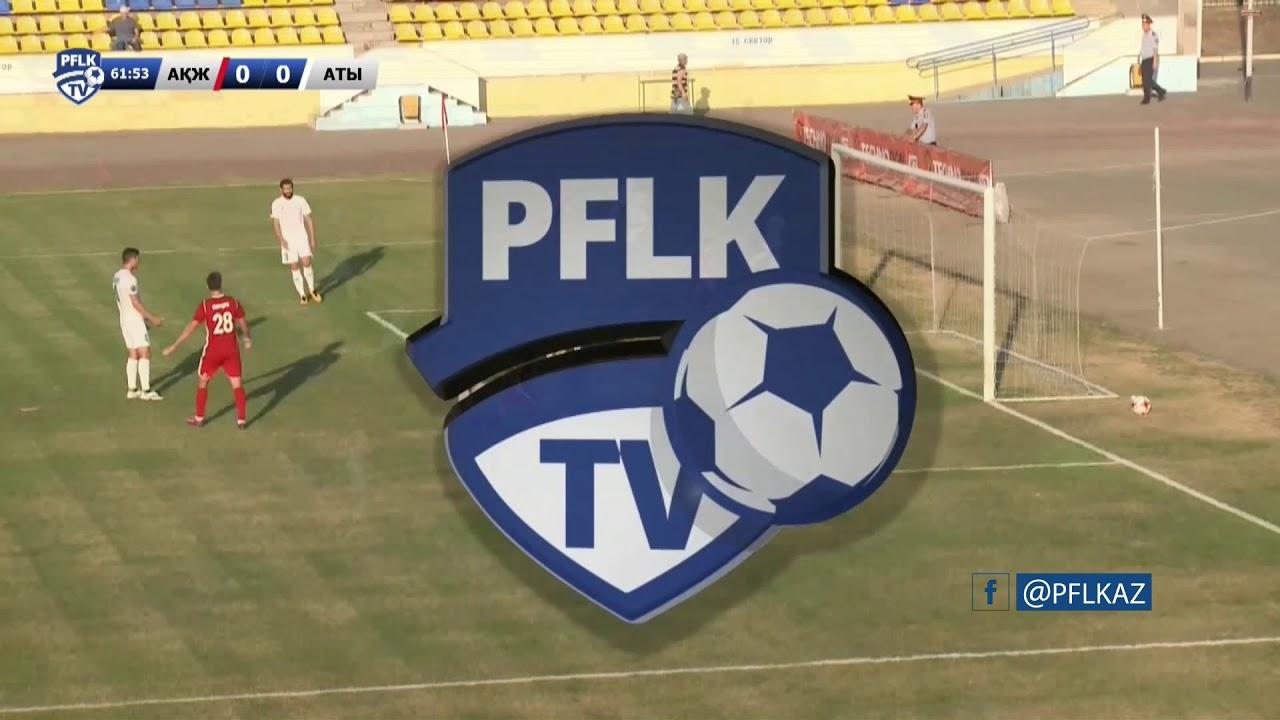 Akzhayik Oral 1-0 FK Atyrau