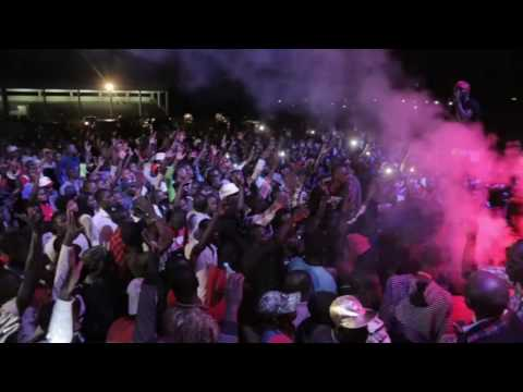 EDDY KENZO LIVE IN KENYA BUSSIA