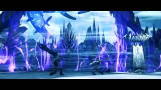 Darksiders 2 Gameplay (PC) Battle - Full HD 1080p NVIDIA Geforce GT 650M Asus N76VZ