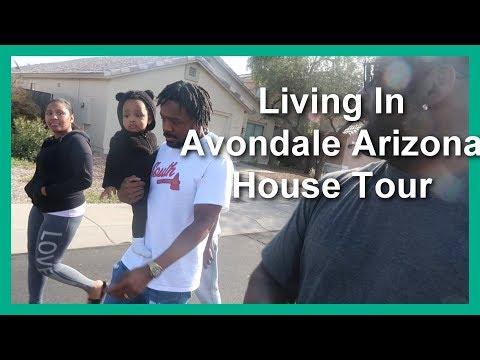 House Tour Avondale AZ West Valley Phoenix Suburb