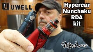Uwell Hypercar Kit & Nunchaku RDA Kit - Mike Vapes