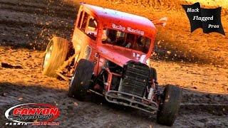 Canyon Speedway Park DwarfCar Feature
