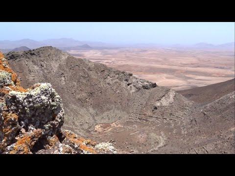 Caldera Gairía(Fuerteventura).