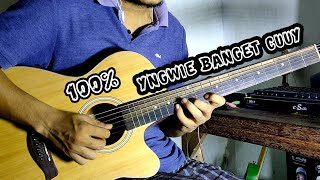 Download (TUTORIAL GUITAR) | MAIN LICK INI DI GITAR BOLONG, AUTO JADI YNGWIE MALMSTEEN...