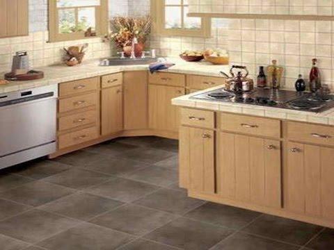 best kitchen flooring - best affordable kitchen flooring - YouTube