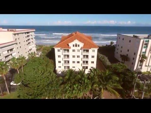 The Claridge Oceanfront Condo - Indialantic Florida