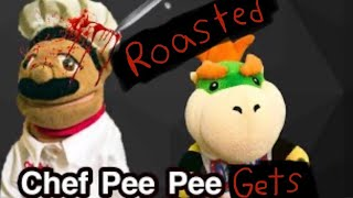 Chef Pee Pee gets roasted (Compilation)