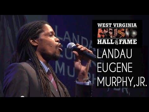 """Landau Eugene Murphy, Jr. sings """"Under my Skin"""""""