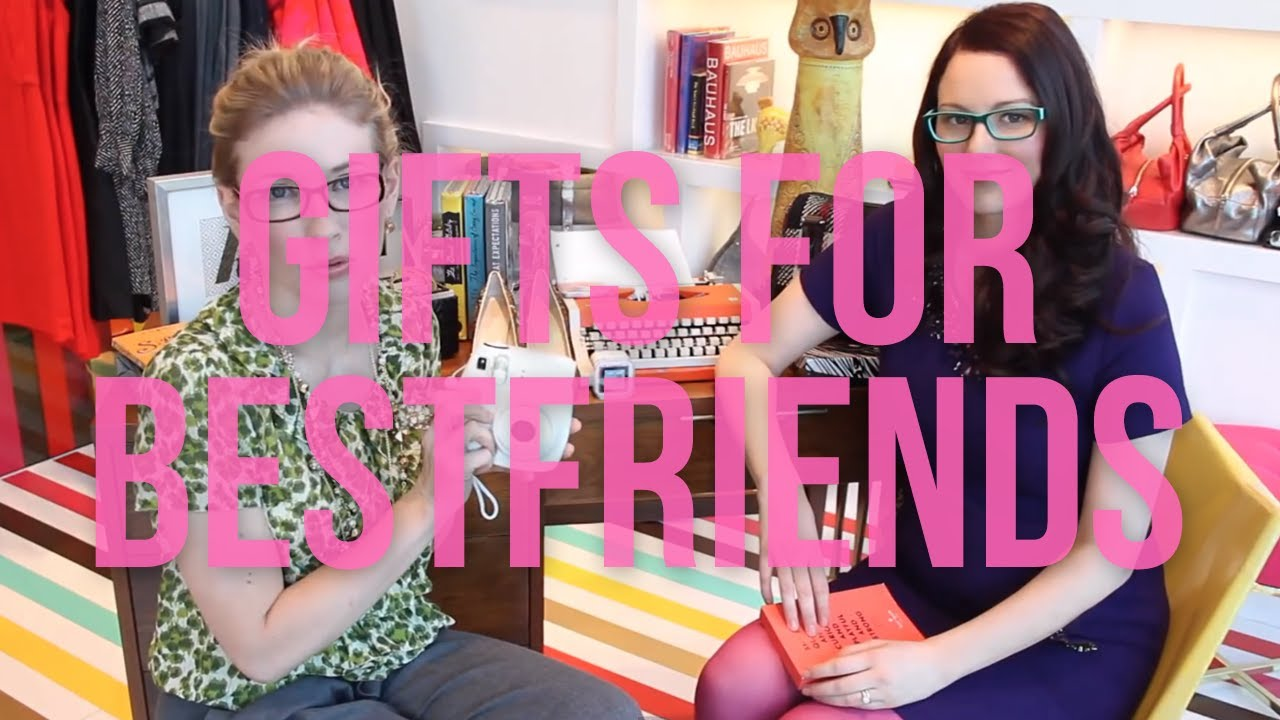 Gifts For Your Best Friends Youtube