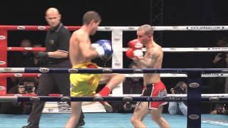 The Night Of Kick And Punch Ii° Edizione - Kim Prevali Vs Luca Gigliotti