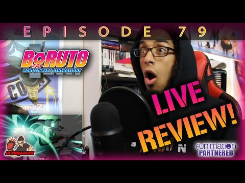 BORUTO EP. 79 LIVE REVIEW!! | Mitsuki What's Wrong My Guy?!