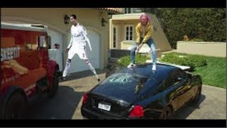 """Lil Pump feat. Cristiano Ronaldo - """"ESSKEETIT"""" (Official Music Video)"""
