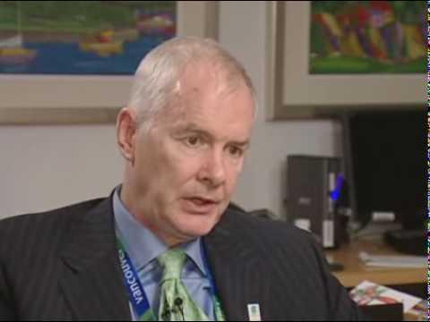 Vancouver 2010: John Furlong, VANOC CEO