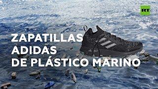 Adidas convierte el plástico en deportivas I RT Play