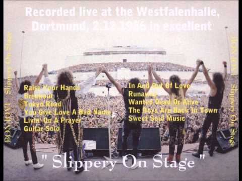 Bon Jovi - Live in Dortmund, Germany 1986 [FULL]
