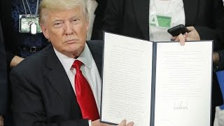 Trump Targets Sanctuary Cities With Executive Order