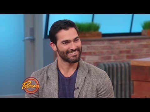 Tyler Hoechlin on Creating His Own Superman