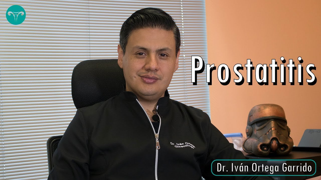 lo siento doctor prostatitis