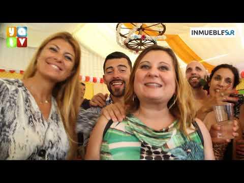 Caseta Porompompero Feria Real de Algeciras 2019 Martes