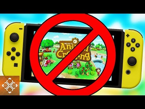 Why Is Animal Crossing NOT On Nintendo Switch?
