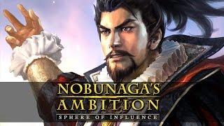 Nobunaga's Ambition: Sphere of Influence | Clan Oda #1